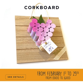 Corkboard - Teenage Craft